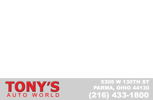 Search Used Cars for Sale in Cleveland   Tony's Auto World in Parma