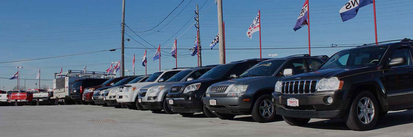Used Cars Parma Tonys Auto World Guaranteed Financing Cleveland